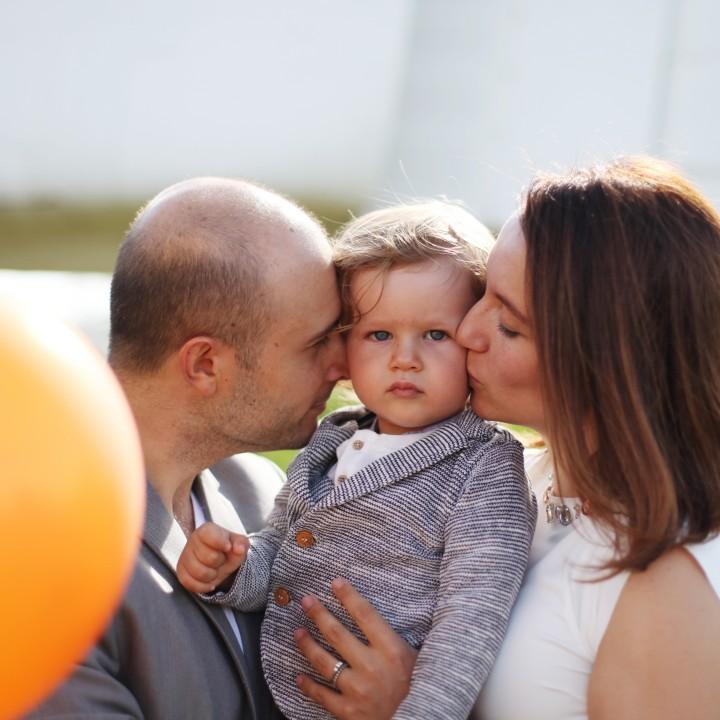 Görkay & Yasemin & Gökay Aile Çekimi
