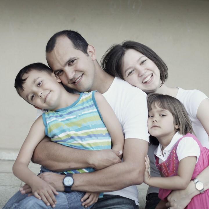 yeni yol ayrımları, yeni yaşamlar (aile çekimi)