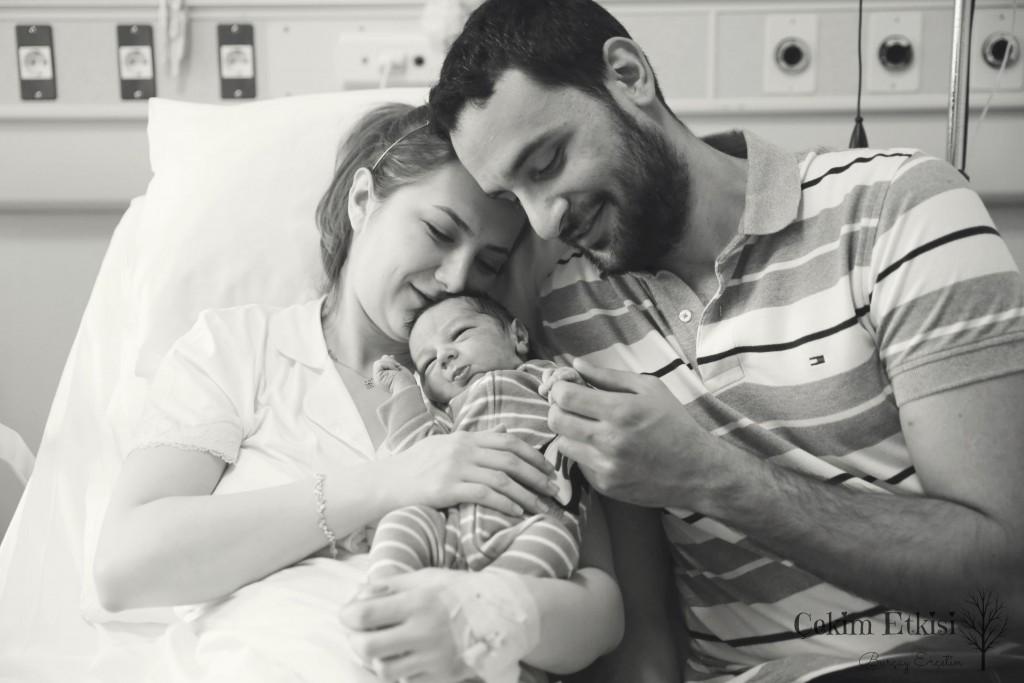 Ankara doğum fotoğrafçısı çekimi hastane çekimi birth shooting hospital birthstory